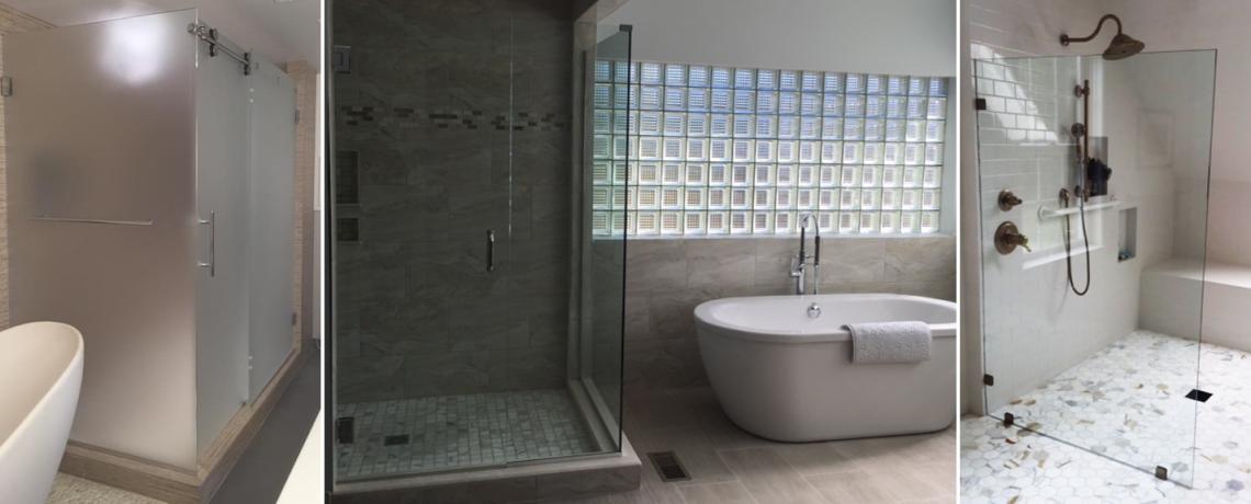 C Shower Doors